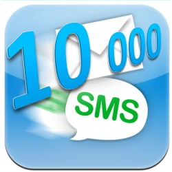 10 000 lik SMS Paketi (10000 SMS)