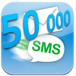 50 000 lik SMS Paketi (50000 SMS)