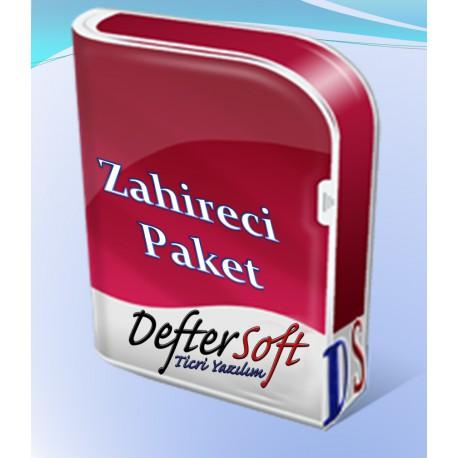 Deftersoft Zahire Paket